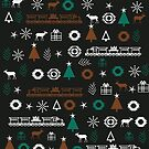 Christmas Eve pattern by cocodes