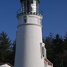 Umpqua Light, Douglas County, Oregon by Bryan D. Spellman