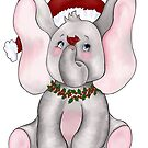 Merry Christmas to All God's Creatures by redqueenself