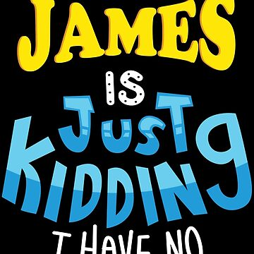 Best Friends Dearest Name James by PM-Names