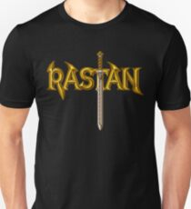 Rastan - Arcade Title Screen T-Shirt