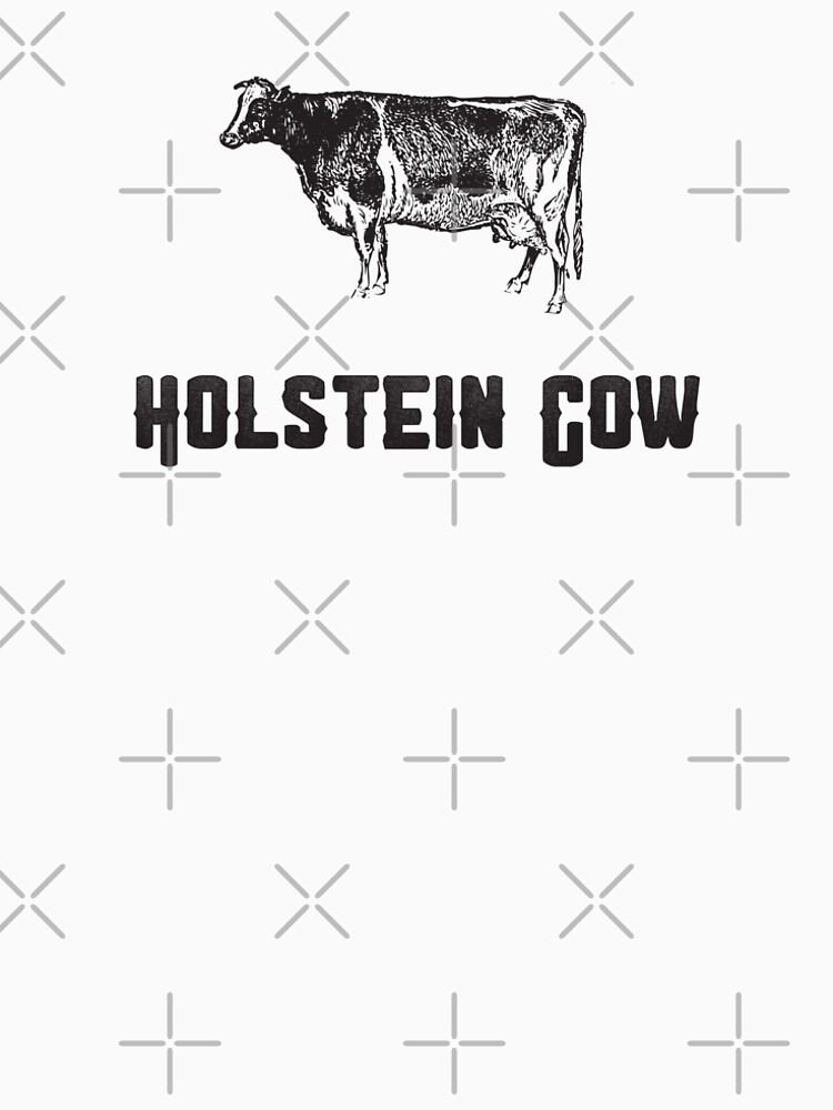 Holstein Cow | Animal Art by CarlosV
