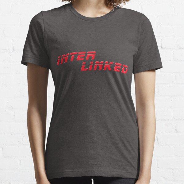 INTER LINKED Red (from Blade Runner 2049) Scifi T-Shirt Geek Apparel Essential T-Shirt
