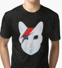 Cat Bowie Tri-blend T-Shirt