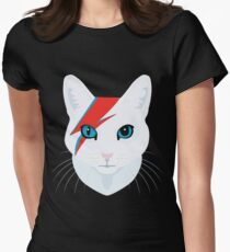 Cat Bowie Women's Fitted T-Shirt