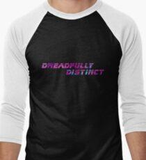DREADFULLY DISTINCT (from Blade Runner 2049) Scifi T-Shirt Geek Apparel Men's Baseball ¾ T-Shirt