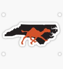 Campbell Camels Sticker