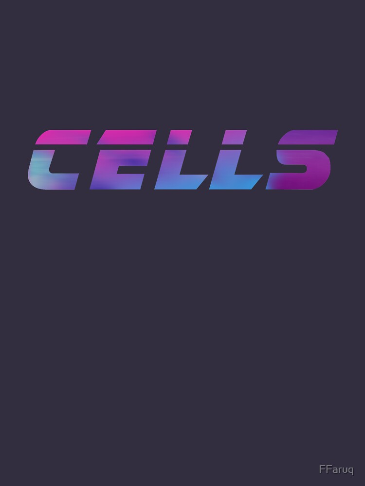 CELLS Variant (from Blade Runner 2049) Scifi T-Shirt Geek Apparel by FFaruq