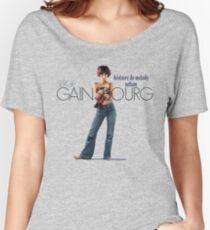 melody nelson gainsbourg Women's Relaxed Fit T-Shirt
