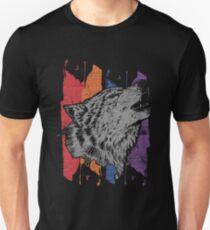 Wolf Endangered species Unisex T-Shirt