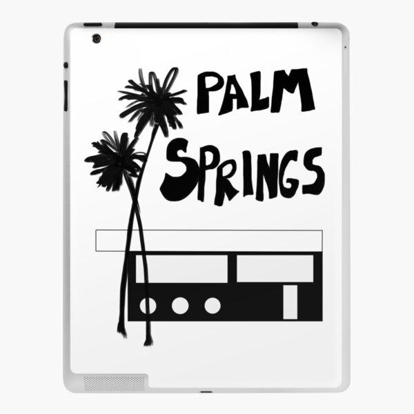 Palm Springs Vacation Travel iPad Skin
