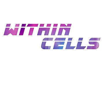 WITHIN CELLS (from Blade Runner 2049) Scifi T-Shirt Geek Apparel by FFaruq