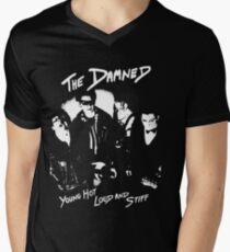 Damned Men's V-Neck T-Shirt