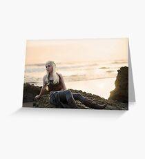 I am a Khaleesi Greeting Card