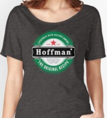 Hoffman  Women's Relaxed Fit T-Shirt