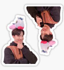 J-Hope + Mang Sticker