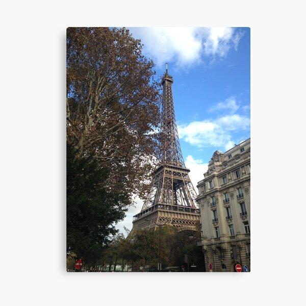 Paris I  Impression sur toile