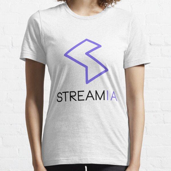Streamia Logo Alt. Essential T-Shirt