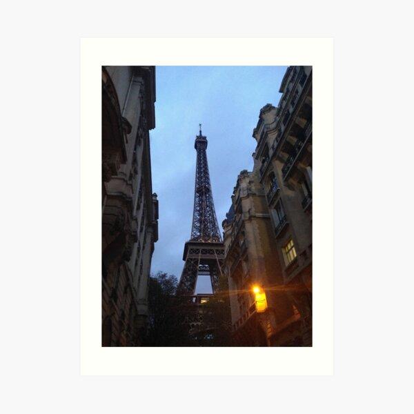 Paris II  Impression artistique