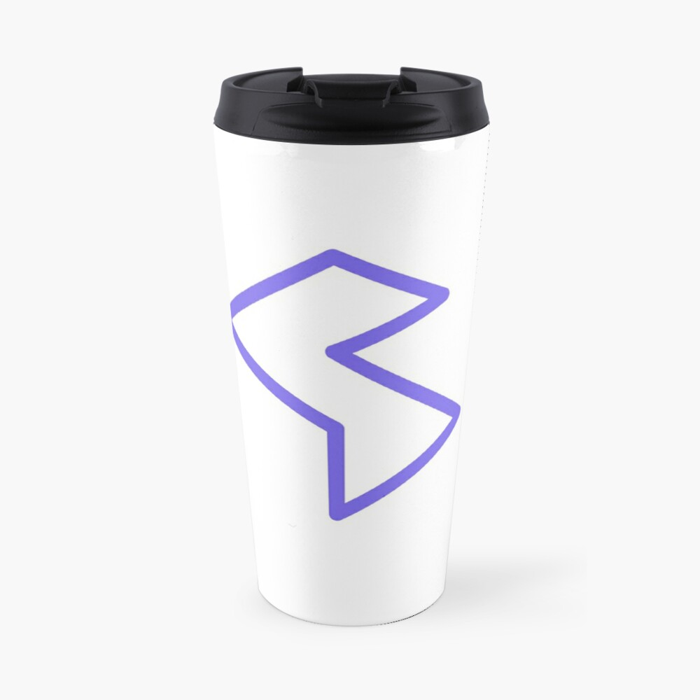 Streamia Lightning Travel Mug