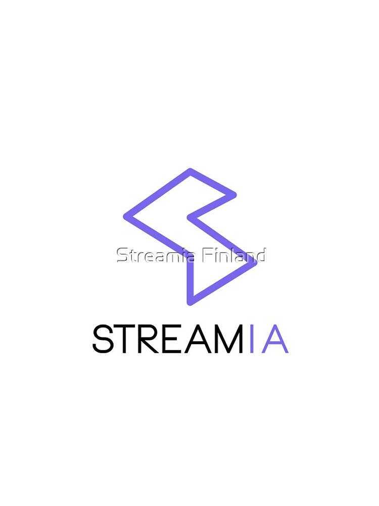 Streamia Logo Alt. by streamiafi