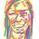 « Femme en couleurs  » par experimentons
