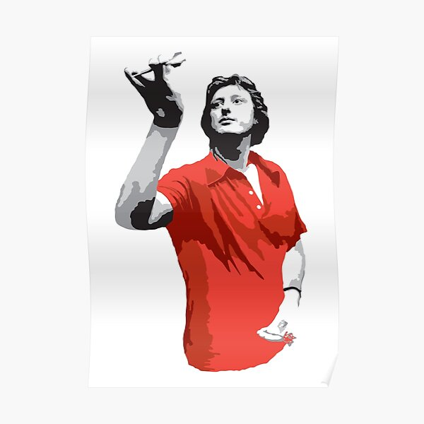 Eric Bristow Poster
