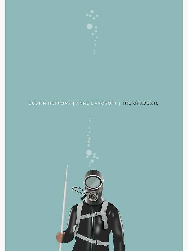 The Graduate by MoviePosterBoy