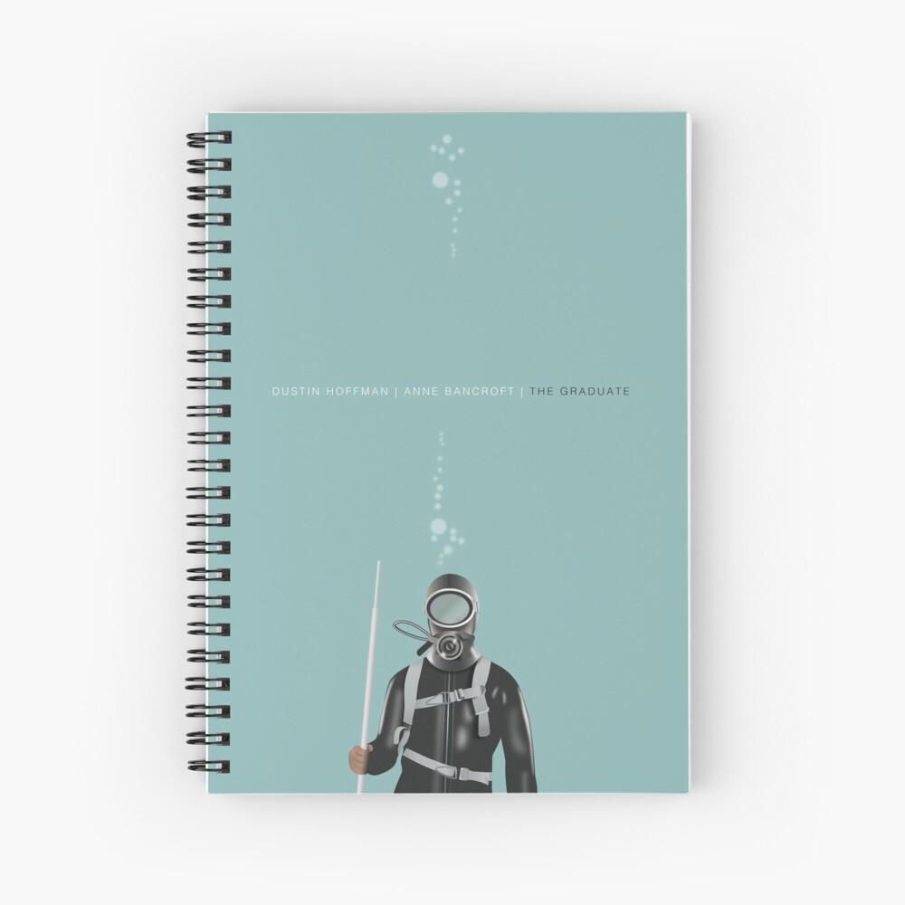 The Graduate Spiral Notebook