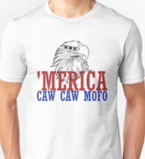 CAW CAW mofo 4th of july T-Shirt