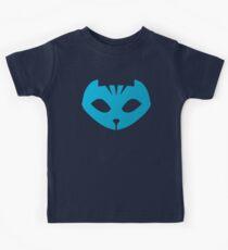 Pj masks Catboy symbol Kids Tee
