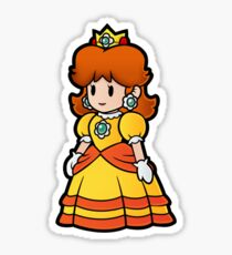 Paper Daisy Sticker