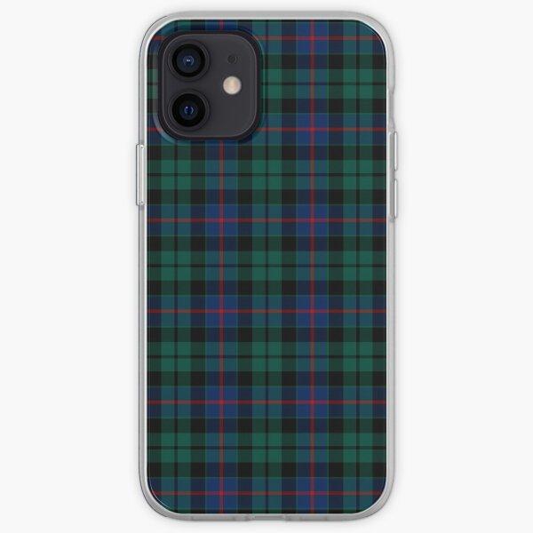 Clan Morrison Tartan iPhone Soft Case