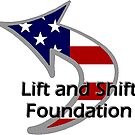Lift And Shift Sticker Only by WeLiftAndShift