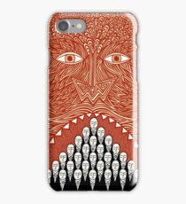 More food for devilish thought iPhone Case/Skin