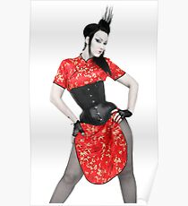 red geisha 3 Poster