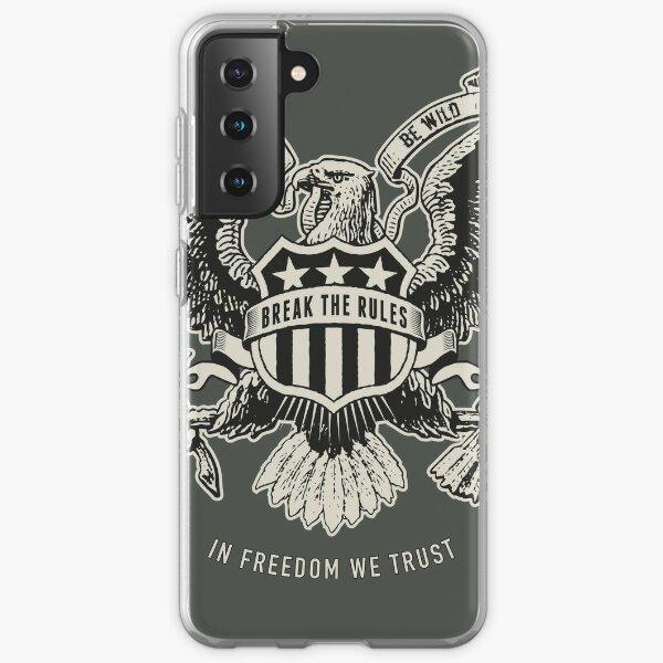 Freedom Coque souple Samsung Galaxy