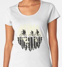 Upside Down Women's Premium T-Shirt
