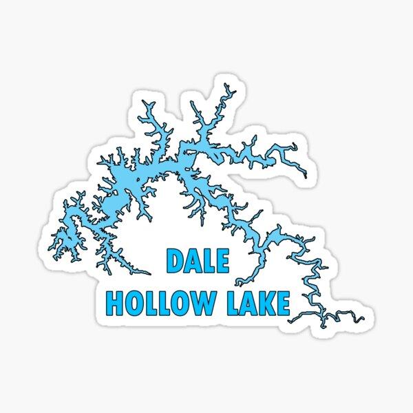 Dale Hollow Lake Sticker
