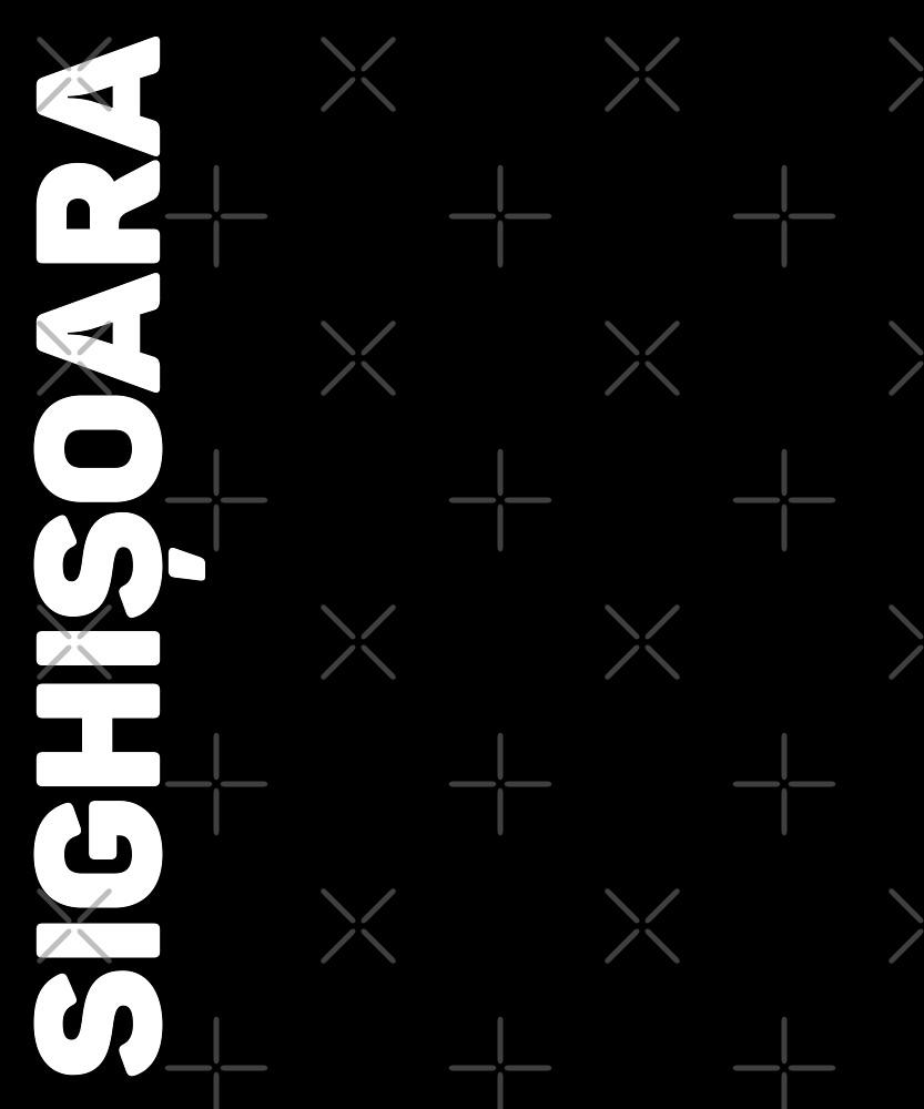 Sighisoara T-Shirt by designkitsch