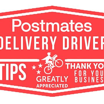 Postmates Tips Appreciated by nichter98