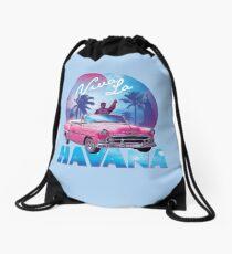 Viva La Havana! Drawstring Bag