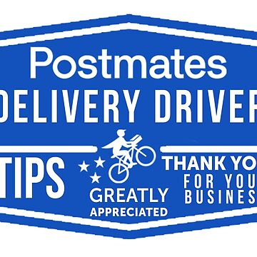 Postmates Delivery Driver by nichter98