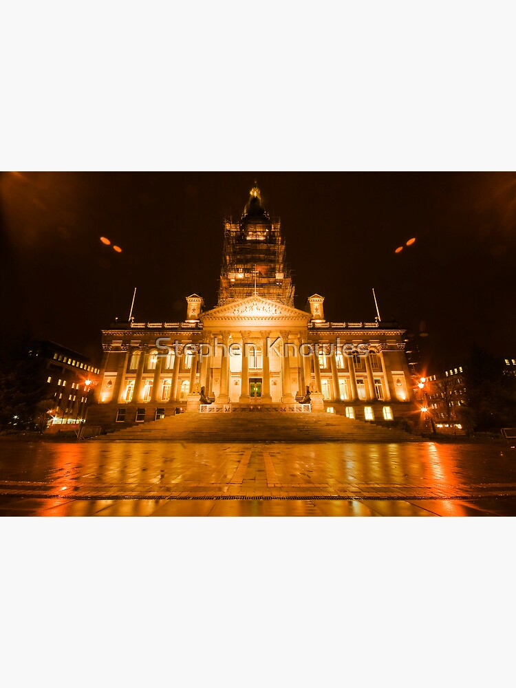 Bolton Town Hall by stephenknowles