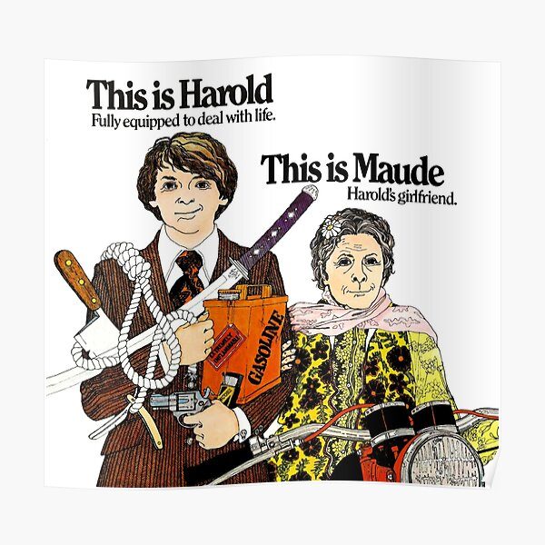 This is Harold & This is Maude Poster