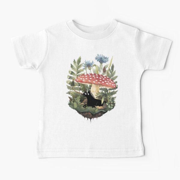 Tiny Unicorn Baby T-Shirt