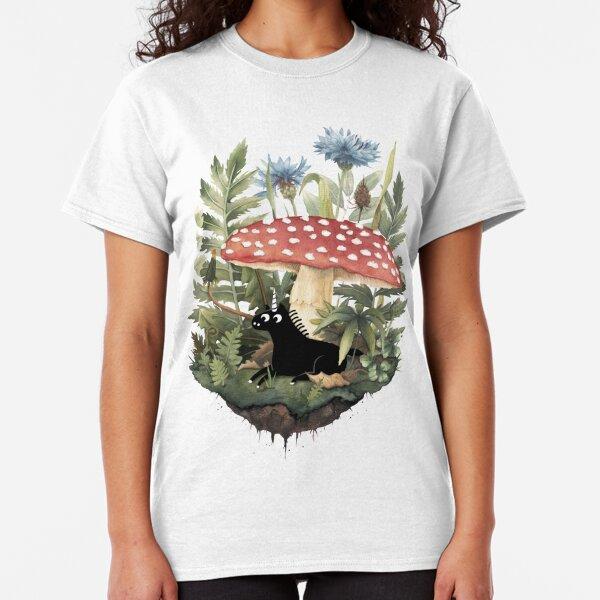 Tiny Unicorn Classic T-Shirt
