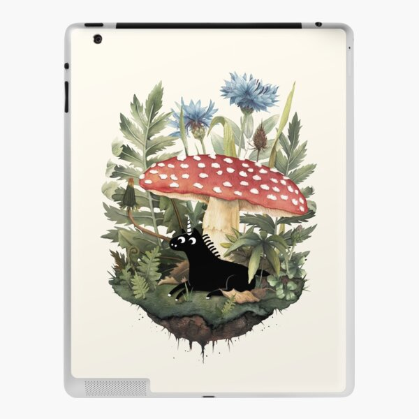 Tiny Unicorn iPad Skin