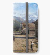 Eureka, Colorado ca 1900 iPhone Wallet/Case/Skin