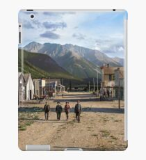 Eureka, Colorado ca 1900 iPad Case/Skin